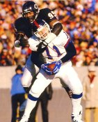 Phil Simms New York Giants LIMITED STOCK SATIN 8X10 Photo