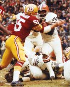 Chris Hanburger Washington Redskins LIMITED STOCK SATIN 8X10 Photo
