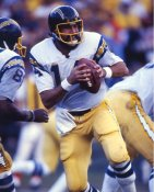 Dan Fouts San Diego Chargers LIMITED STOCK 8X10 Photo