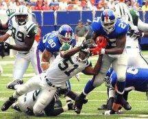 Rodney Hampton New York Giants LIMITED STOCK SATIN 8X10 Photo