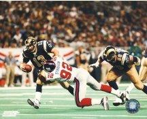 Michael Strahan & Kurt Warner New York Giants LIMITED STOCK 8X10 Photo