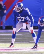Jacquian Williams New York Giants LIMITED STOCK 8X10 Photo