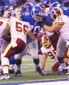 Tony Ugoh New York Giants LIMITED STOCK 8X10 Photo