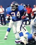 Ottis Anderson New York Giants LIMITED STOCK SATIN 8X10 Photo