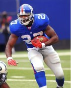 Brandon Jacobs New York Giants LIMITED STOCK SATIN 8X10 Photo