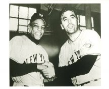 Willie Mays & Sal Maglie New York Giants LIMITED STOCK 8X10 Photo