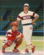 Carlton Fisk & Tom Seaver Chicago White Sox LIMITED STOCK 8X10 Photo