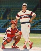 Carlton Fisk & Tom Seaver Chicago White Sox LIMITED STOCK 8X10 Photo