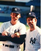 Thurman Munson & Sparky Lyle New York Yankees LIMITED STOCK 8X10 Photo
