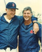 Ted Williams & Carl Yastrzemski Boston Red Sox LIMITED STOCK 8X10 Photo