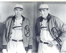 Dizzy Dean & Daffy Dean St Louis Cardinals LIMITED STOCK 8X10 Photo