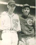Dizzy Dean & Monty Stratton Chicago Cubs & White Sox LIMITED STOCK 8X10 Photo