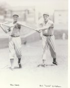 Stan Hack & Bill Nicholson Chicago Cubs LIMITED STOCK 8X10 Photo