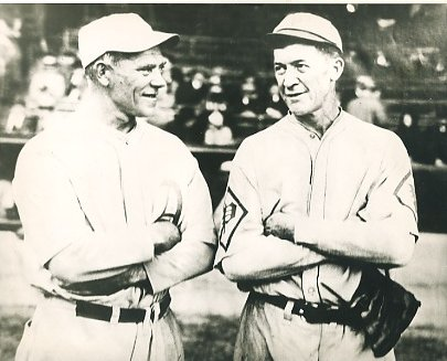 Grover Alexander & Jack Quinn Philadelphia Phillies & Athletics LIMITED STOCK 8X10 Photo