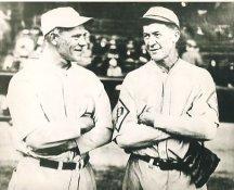 Grover Alexander & Jack Quinn Philadelphia Phillies & Athletics LIMITED STOCK 8X10 Photo