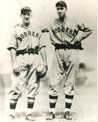 Al Lopez & Van Mungo Brooklyn Dodgers LIMITED STOCK 8X10 Photo