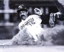 Davey Lopes LA Dodgers 8X10 Photo