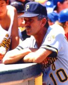 Jim Leyland Pittsburgh Pirates 8X10 Photo