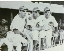 Peanuts Lowery, Bill Nicholson & Andy Pafko Chicago Cubs LIMITED STOCK 8X10 Photo