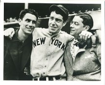 Vince DiMaggio, Joe DiMaggio & Dom DiMaggio Pittsburgh Pirates, New York Yankees & Boston Red Sox LIMITED STOCK 8X10 Photo