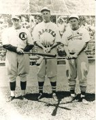 Kiki Cuyler, Wally Berger & Joe Medwick Chicago Cubs, Boston Braves & St Louis Cardinals LIMITED STOCK 8X10 Photo