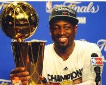 Dwyane Wade Miami Heat 2012 NBA Champions LIMITED STOCK 8X10 Photo
