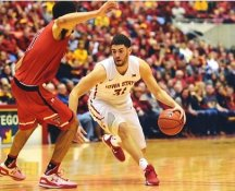Georges Niang Iowa State / Golden State Warriors LIMITED STOCK SATIN 8X10 Photo
