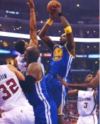 Jermaine Oneal Golden State Warriors LIMITED STOCK 8X10 Photo