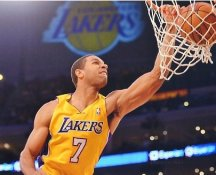 Xavier Henry LA Lakers LIMITED STOCK 8X10 Photo