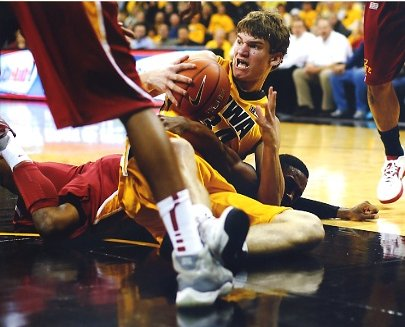 Adam Woodbury Iowa Hawkeyes LIMITED STOCK 8X10 Photo