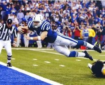Dallas Clark Indianapolis Colts LIMITED STOCK 8X10 Photo