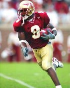 Peter Warrick Florida State Seminoles 8X10 Photo