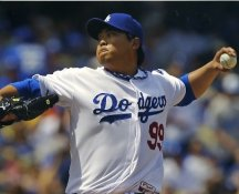 Hyunjin Ryu LA Dodgers LIMITED STOCK 8X10 Photo