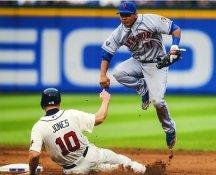 Ruben Tejada New York Mets LIMITED STOCK 8X10 Photo