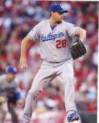 Jamey Wright LA Dodgers LIMITED STOCK Satin 8X10 Photo