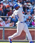 Yasiel Puig LA Dodgers LIMITED STOCK Satin 8X10 Photo