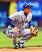 Munenori Kawasaki Toronto Blue Jays LIMITED STOCK Satin 8X10 Photo