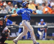 Melky Cabrera Toronto Blue Jays LIMITED STOCK Satin 8X10 Photo