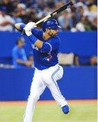 Jose Bautista Toronto Blue Jays LIMITED STOCK Satin 8X10 Photo