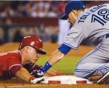 Shawn Tolleson Toronto Blue Jays LIMITED STOCK Satin 8X10 Photo