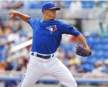 Aaron Sanchez Toronto Blue Jays LIMITED STOCK Satin 8X10 Photo