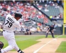 Jose Abreu Chicago White Sox LIMITED STOCK Satin 8X10 Photo