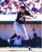 Robin Ventura Chicago White Sox LIMITED STOCK Satin 8X10 Photo