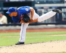 Carlos Torres New York Mets LIMITED STOCK 8X10 Photo