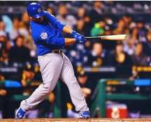 Addison Russell Chicago Cubs LIMITED STOCK Satin 8X10 Photo