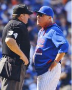 Joe Maddon Chicago Cubs LIMITED STOCK Satin 8X10 Photo