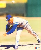 Ted Higuera Milwaukee Brewers Glossy Card Stock LIMITED STOCK 8X10 Photo