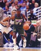 Elliot Perry Milwaukee Bucks 8X10 Photo