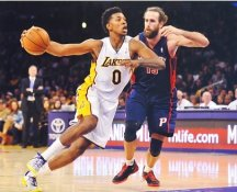 Nick Young Los Angeles Lakers 8X10 Photo