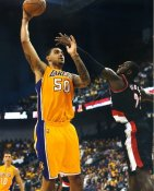 Robert Sacre Los Angeles Lakers 8X10 Photo